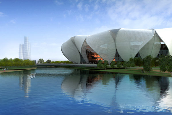 Coloris Hangzhou Olympic Center 2